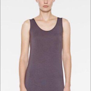 Anthropologie Knitted Tank Dress Purple Large